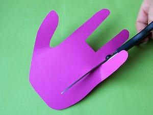 Hand-Osterhase
