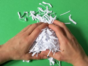 Papierbasteln