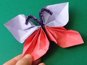 Schmetterlinge Basteln Basteln Gestalten