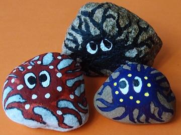 Steine Bemalen Ganz Einfach Basteln Gestalten