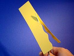 Basteln mit Tonpapier und Papier