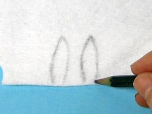 Löffelohren zeichnen