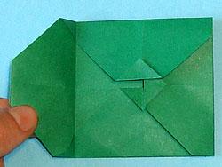Papierfaltbrief