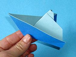 Schiffe basteln