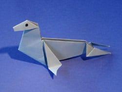 origami drachen falten anleitung. Black Bedroom Furniture Sets. Home Design Ideas