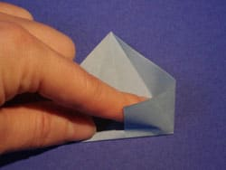 Schritt 9: Origami falten