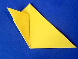 Anleitung für Enten aus Papier