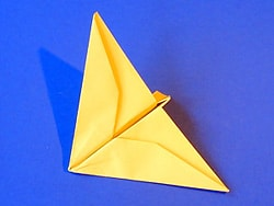Papier Flieger