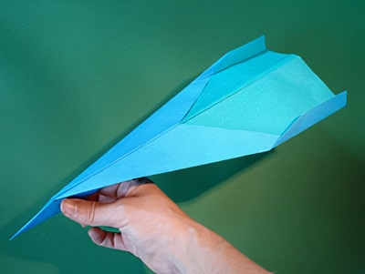 Flieger Basteln Basteln Gestalten