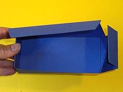 Verpackung basteln