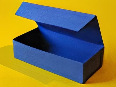 eine geschenkschachtel basteln basteln gestalten. Black Bedroom Furniture Sets. Home Design Ideas