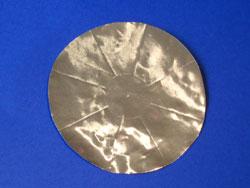 Weihnachtsbasteln Sterne Aus Goldpapier.Ein Kugelstern Für Den Weihnachtsbaum Basteln Gestalten