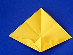 Papier-Flieger basteln