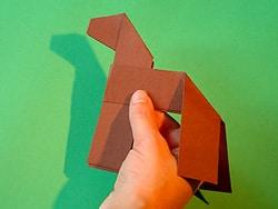 origami geldscheine und b cher gefaltet und entworfen von. Black Bedroom Furniture Sets. Home Design Ideas