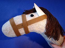 Ein Pferd Basteln Basteln Gestalten