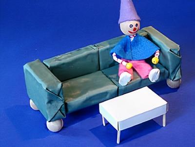 Favorit Puppenmöbel bauen | Basteln & Gestalten RJ58