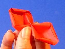 Schritt 7: Papier zusammendrücken