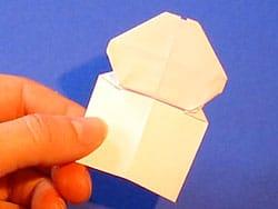 Schritt 16: Papier falten