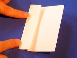 Schritt 3: der Schneemann aus Papier