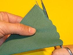blumen in nanopics nelke aus servietten basteln. Black Bedroom Furniture Sets. Home Design Ideas