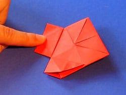 Schritt 13: Origami