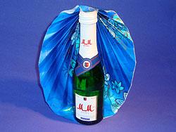 Relativ Flaschen verpacken | Basteln & Gestalten QI07