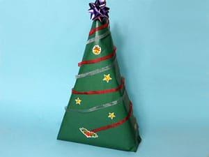 Geschenk dekorieren