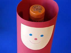 originell Flaschen verpacken