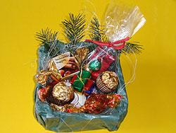 Süßigkeiten als Geschenk gestalten