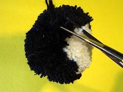 Basteln mit Wolle