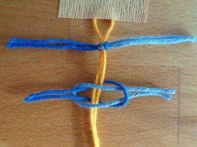 zweiter Knoten